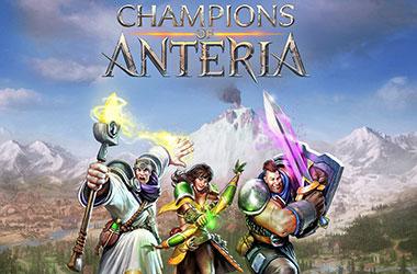 《安特利亚英雄传》官方中文试玩版