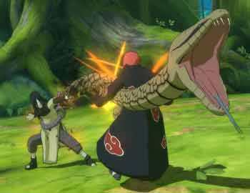 《火影忍者疾风传:究极忍者风暴-革命》试玩版和新套装公布