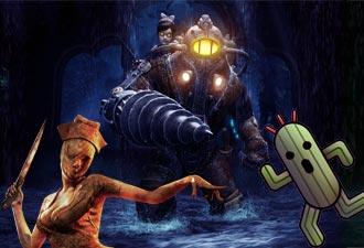 小样,不服来战!PC游戏的这些敌人你都打得过?