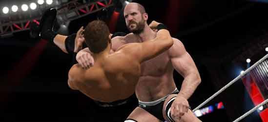 《WWE 2K15》PS4图文教程攻略