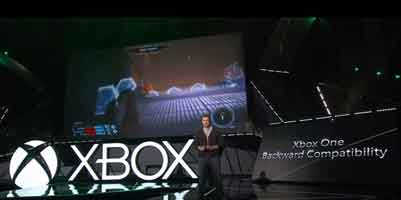 XBOX ONE向下兼容游戏画面与XBOX 360原版游戏画面对比!