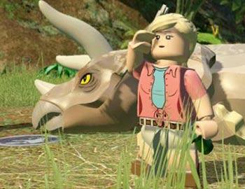 《乐高:侏罗纪世界》攻略合集