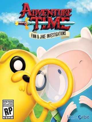 美国动画改编的冒险游戏