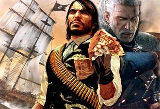 外媒评选史上十大最佳开放世界游戏