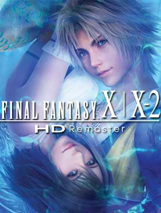 《最终幻想10》和《最终幻想10-2》的高清重制版