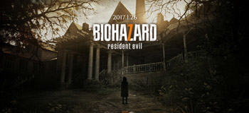 E3 2016《生化危机7》官网上线