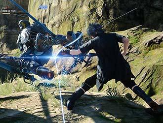 《最终幻想15》战斗系统及武器详解