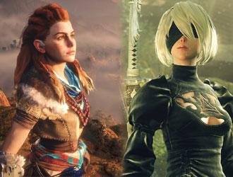《尼尔》和《地平线》你会选哪个?