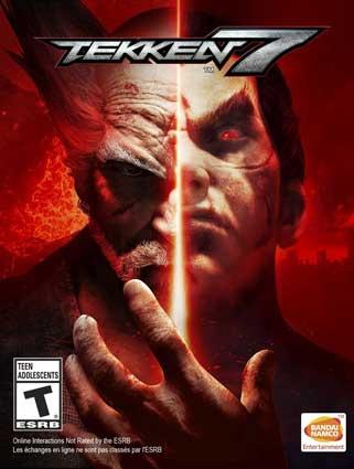 街机格斗游戏《铁拳》系列的第七代作品