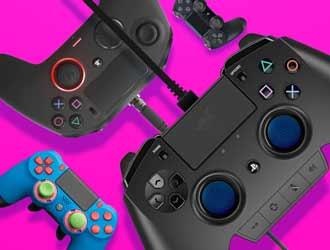 PS4精英手柄推介特辑!总有一款适合你