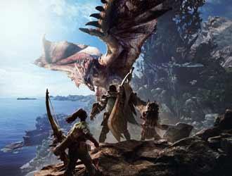 《怪物猎人世界》发布会实况 详尽游戏解说