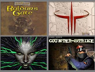 PC游戏史上最重要的50款游戏!【第5期】
