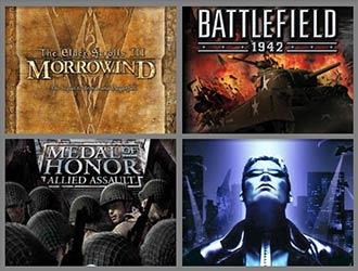 PC游戏史上最重要的50款游戏!【第6期】