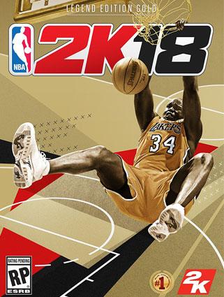 2K games旗下经典NBA系列新作
