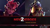 《Dota2》血命之战更新时间公布 两名新英雄即将到来