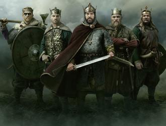 《全战:大不列颠王座》历史背景中文预告
