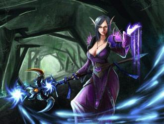 《魔兽》动人心弦的武器 惊世兵器身份象征