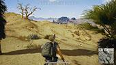 《绝地求生》沙漠地图实机演示 一马平川无处藏身!