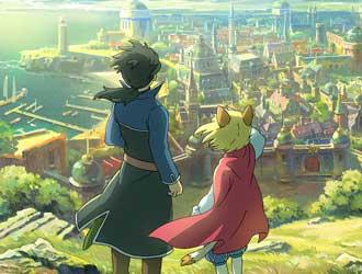《二之国2》PC版超长演示 画风唯美!