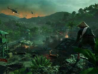《孤岛惊魂5》越南DLC发售日期公布