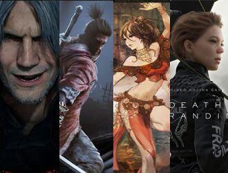 盘点小编最关注的E3展游戏