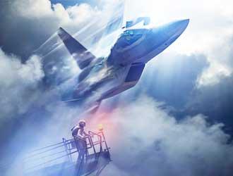 《皇牌空战7》特典公布!预购送前作