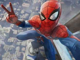《蜘蛛侠》成销售速度最快的PS独占游戏