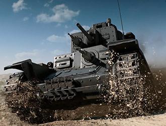 《战地5》轻型坦克/防空载具首次亮相