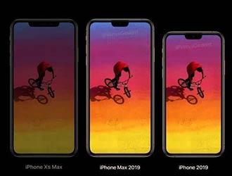 2019年新iPhone提前曝光:刘海有变化!