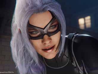 《漫威蜘蛛侠》黑猫将可操控