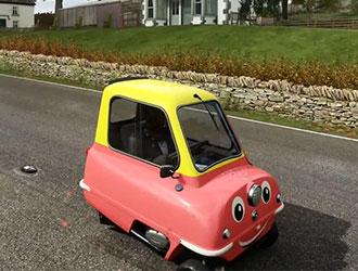 《极限竞速:地平线4》十种奇葩车辆