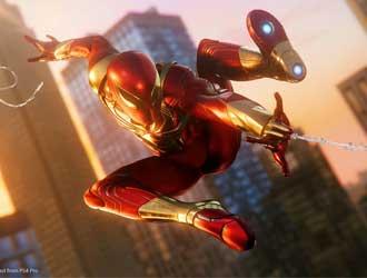 《漫威蜘蛛侠》第二章DLC预告 新战衣帅炸