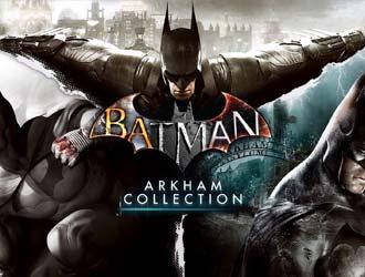 《蝙蝠俠:阿甘合集》曝光!真4K+HDR