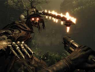 黑暗奇幻FPS《女巫之火》新演示公布