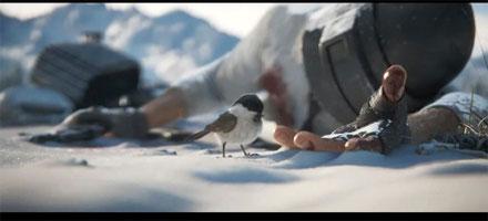 《绝地求生大逃杀》雪地地图Vikendi 试玩视频