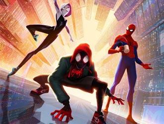 《蜘蛛侠:平行宇宙》海量精美设定图曝光
