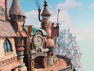 玩家用Unity还原《最终幻想9》