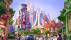 上海迪士尼《疯狂动物城》园区概念图公开!