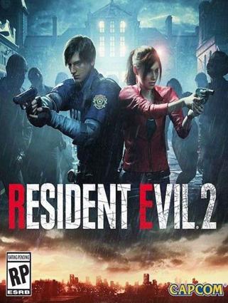 Capcom恐怖射击冒险题材游戏