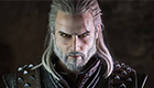 《巫师3:狂猎》白狼杰洛特神级COS:英气逼人