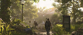 《汤姆克兰西:全境封锁2》游戏壁纸