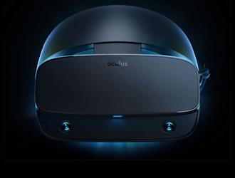 全新VR头显Oculus Rift S发布