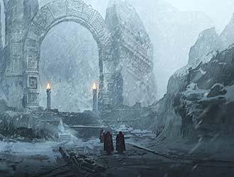 《巫师3》概念画师海量作品欣赏