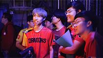 OWL上海龙与广州冲锋上演真人CS