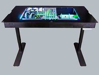 这不是桌子而是发烧级PC!售价可以买辆车了