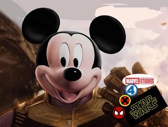 网红公司迪士尼变强了,故事也变无聊了
