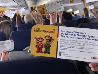 我酸了!这航班所有人免费获得NS+马造2