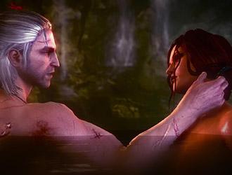 """游戏分级,令白狼对女术士说""""NO""""的咒语"""