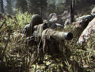 《使命召唤16》武器模组演示 建模极为精细