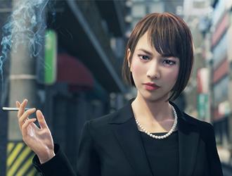 《如龙7》新角色情报 上板瑾声演陪酒女